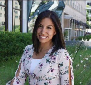 Liz Ayala, Experiential Program Manager