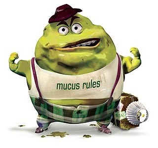 Mucinex monster