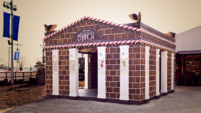 PNC Gingerbread Bank