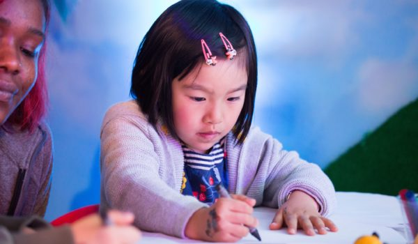 Coloring and concentration