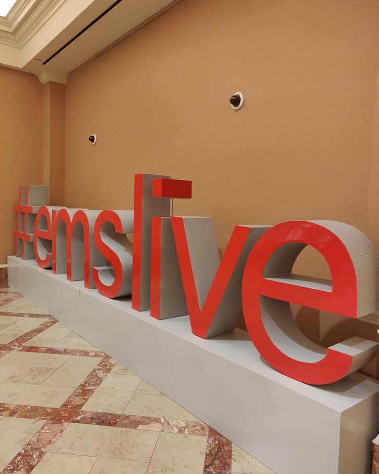 #EMSLIVE at the 2019 Experiential Marketing Summit